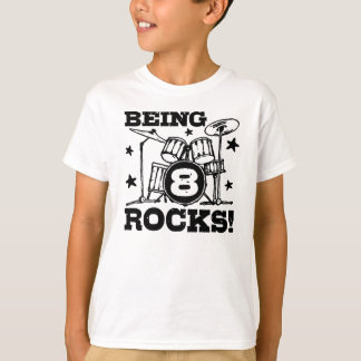 T-shirt 8 ans