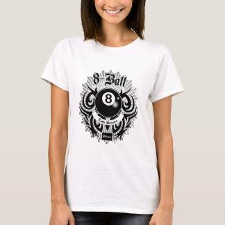 T-shirt 8 coureurs de Tableau de boule