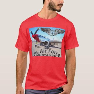 T-shirt 8ème Mustangs de l'Armée de l'Air