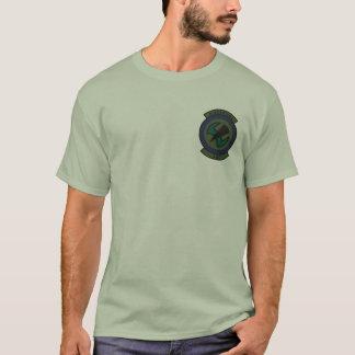 T-shirt 8ème Pièce en t d'emblème modérée par SOS