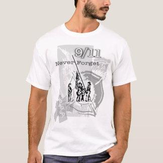 T-shirt 911 n'oubliez jamais