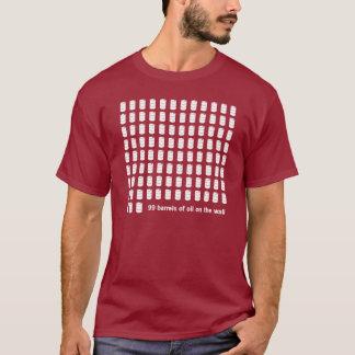 T-shirt 99 barils de pétrole