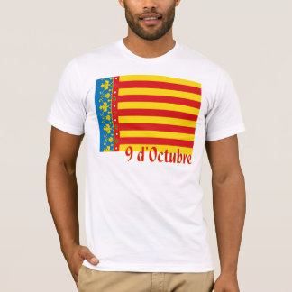 T-shirt 9 d'Octubre Camisa