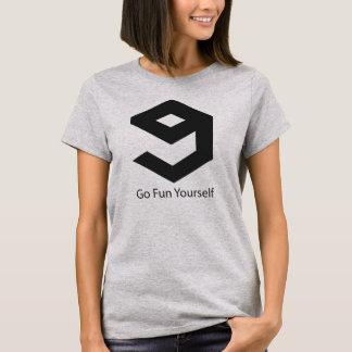 T-shirt 9gag-Go amusement vous-même : Pièce en t