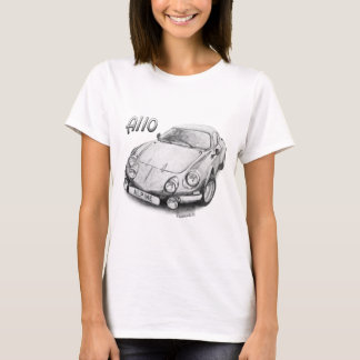 T-shirt A110 alpin