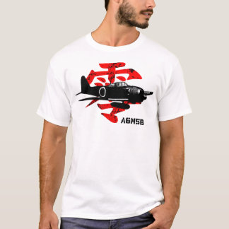 T-shirt A6M zéro