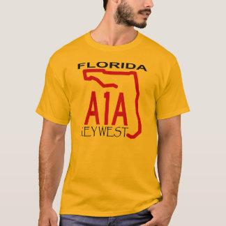 T-shirt A-1-A Key West s'allument