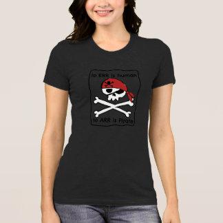 T-shirt À Arr est le pirate