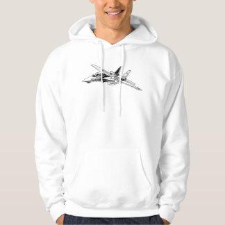 T-shirt à capuchon de base du sweatshirt des