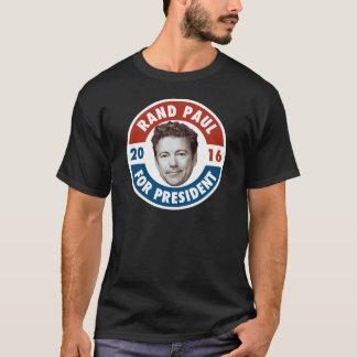 T-shirt A couru Paul pour le président 2016