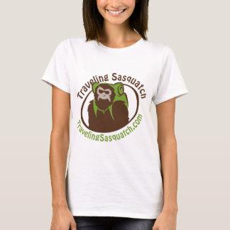 T-shirt À emporter un Sasquatch de déplacement !