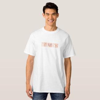 T-shirt A.F majestueux