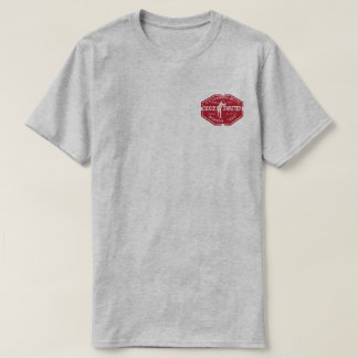 T-shirt A.H. Base-ball Dickson TN. de tapette de Dixie de
