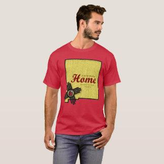 """T-shirt """"à la maison"""" de Wesley des hommes"""