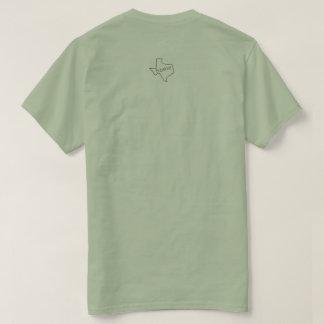 T-shirt à la maison du Texas