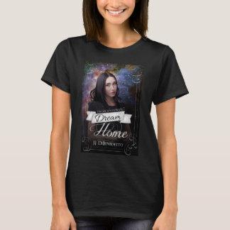 T-shirt à la maison rêveur