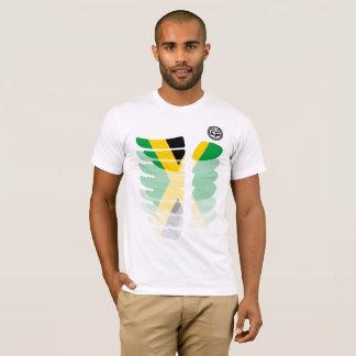 T-shirt à la mode de DIPLÔMÉ de CONFITURE de PAGA