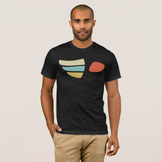 T-shirt à la mode de marque de PAGA