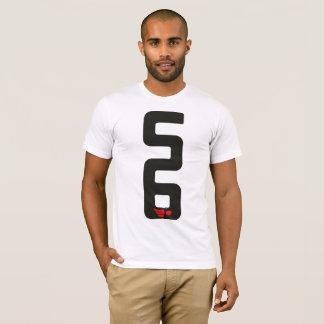 T-shirt à la mode de PAGA 56