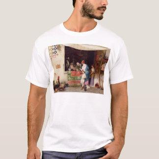 T-shirt À l'antiquaire, 1880