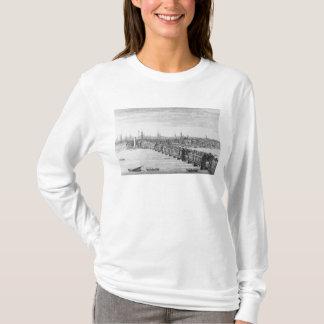 T-shirt À l'ouest avant du pont de Londres, 1749