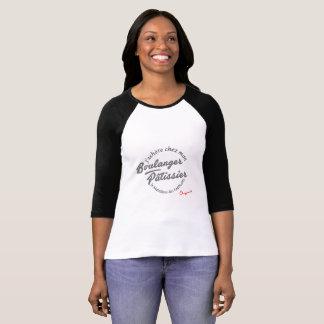 T-shirt à manche longue Femme