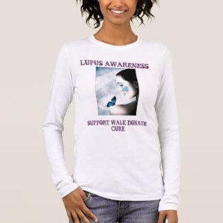 T-shirt À Manches Longues 1209404139_00m, CONSCIENCE de LUPUS, PROMENADE D