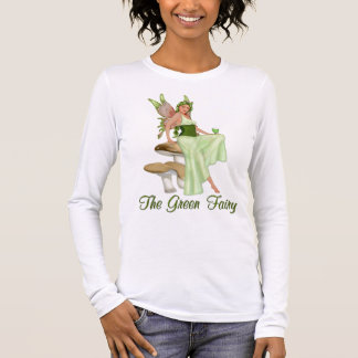 T-shirt À Manches Longues Absinthe - la fée verte