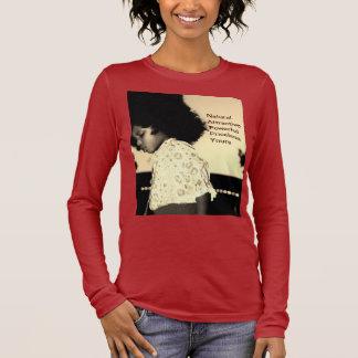 T-shirt À Manches Longues Acronyme de couche