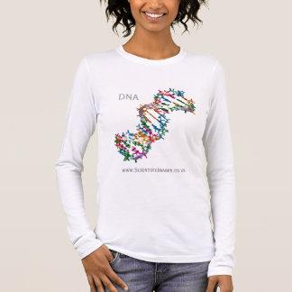 T-SHIRT À MANCHES LONGUES ADN