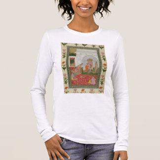 T-shirt À Manches Longues Ajouter aux préposés et aux musiciens féminins
