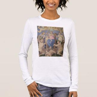 T-shirt À Manches Longues Allégorie du bonheur, c.1567 (huile sur le cuivre)