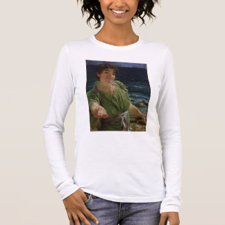 T-shirt À Manches Longues Alma-Tadema | Una Carita, 1883