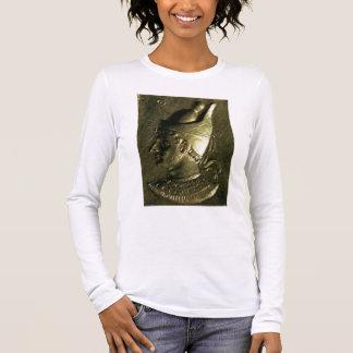 T-shirt À Manches Longues Anneau dépeignant Ptolémée VI Pilometor