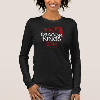 T-shirt À Manches Longues Année des rois de dragon