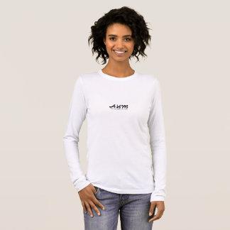 T-shirt À Manches Longues AUM - La signification de la vie