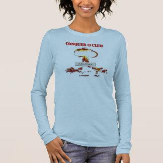 T-shirt À Manches Longues Automatique-Attaque