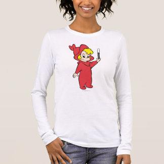 T-shirt À Manches Longues Baguette magique magique 4 de Wendy