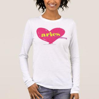 T-shirt À Manches Longues Bélier