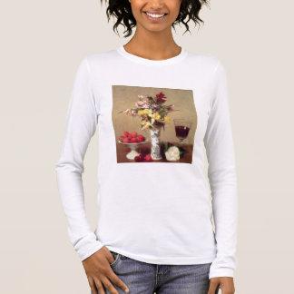 T-shirt À Manches Longues Bouquet de fiançailles