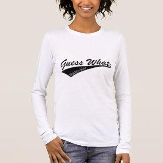 T-shirt À Manches Longues Bout de poulet