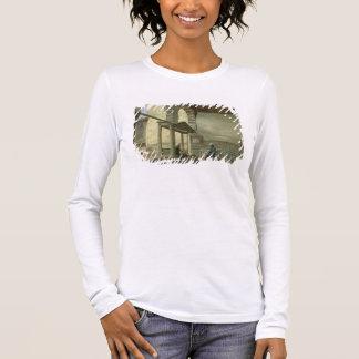 T-shirt À Manches Longues Bungalow de Chambre de Memlook Radnau Bey, le