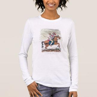 """T-shirt À Manches Longues Cavalerie Archer, de """"L'Antica Roma"""", 1825"""