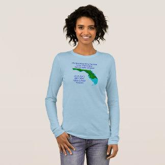 T-shirt À Manches Longues Changement climatique - T-shirt, la longue douille