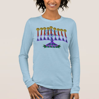 T-shirt À Manches Longues Chanukah