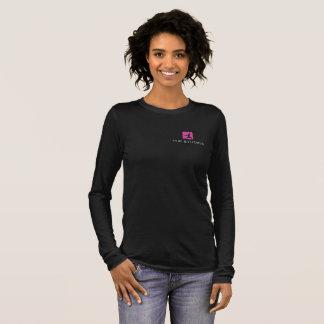T-shirt À Manches Longues Chemise de la forme physique des longues femmes de