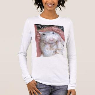 T-shirt À Manches Longues Chemise trimestrielle 2 de lecteur de rongeur -