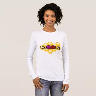 T-shirt À Manches Longues Chemisette de longue douille de Belle+Canvas pour