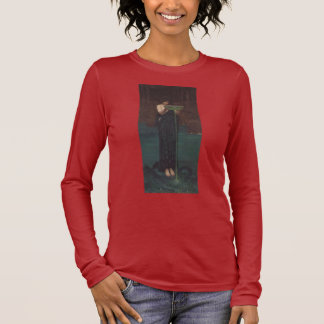 T-shirt À Manches Longues Circe Invidiosa par John William Waterhouse