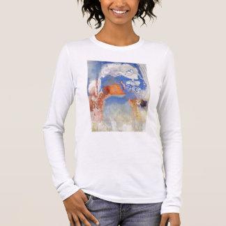 T-shirt À Manches Longues Composition, c.1900 (huile sur la toile)